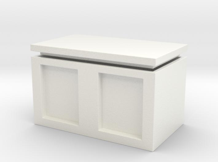 Photo box Sandstone 3d printed