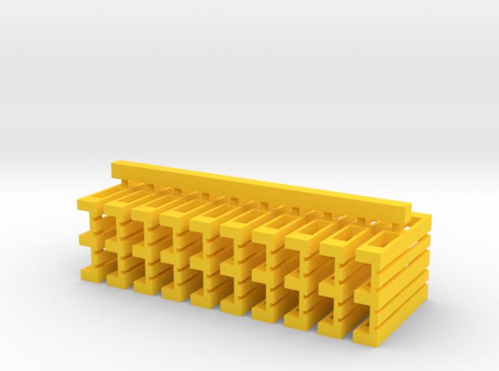 Europalette-10er Set 3d printed