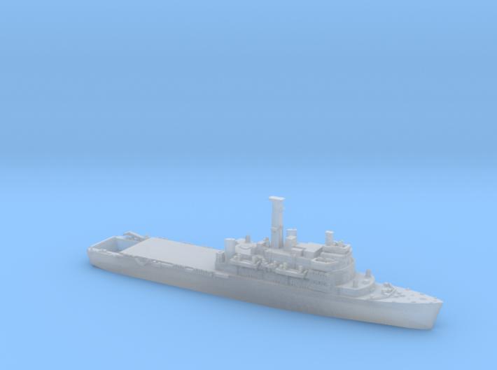 1/1800 HMS Fearless 3d printed