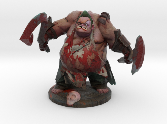 Pudge 3d printed
