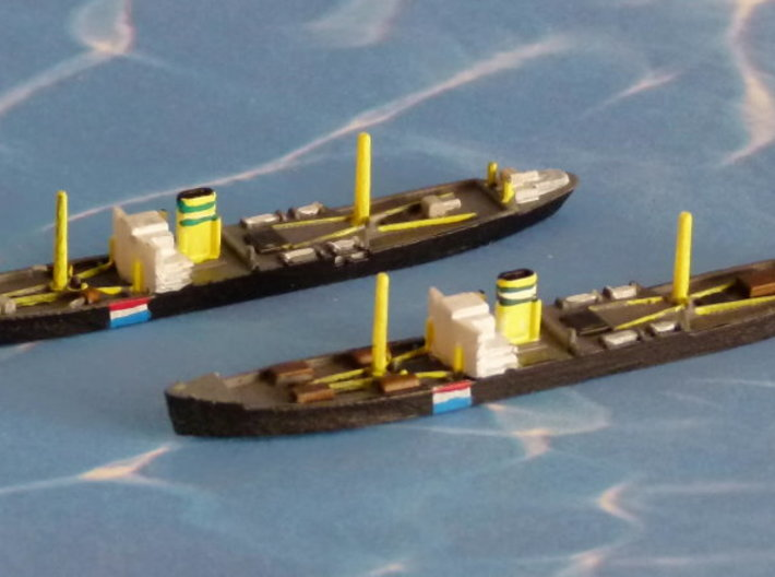 German Auxiliary Cruiser HSK Orion 1/2400 3d printed Add a caption...