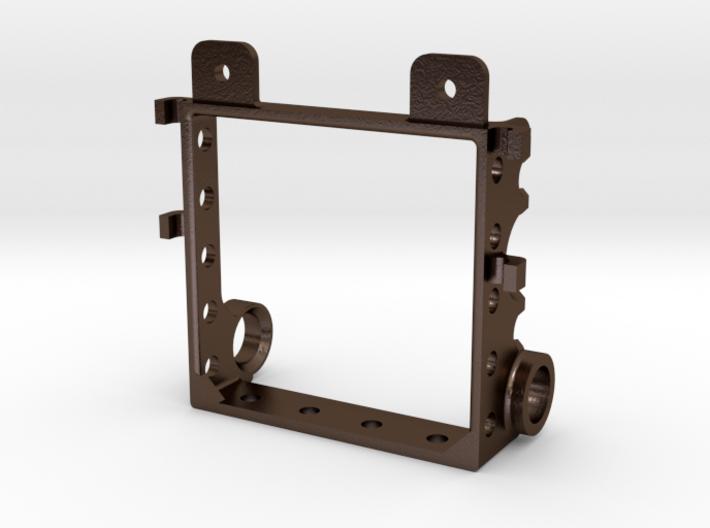 Sidewinder Gear Plate 3d printed