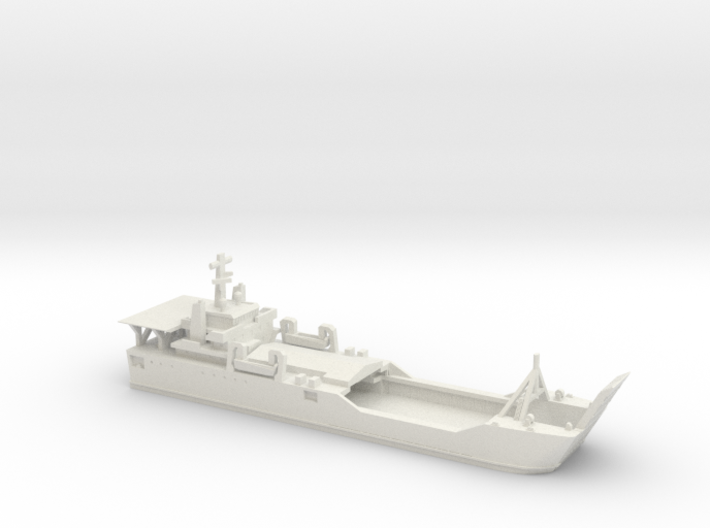 1/700 Scale Bacalod Class 3d printed