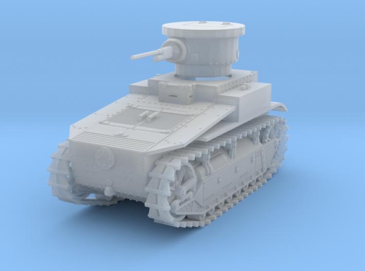 PV19E T1E2 Light Tank (1/144) 3d printed