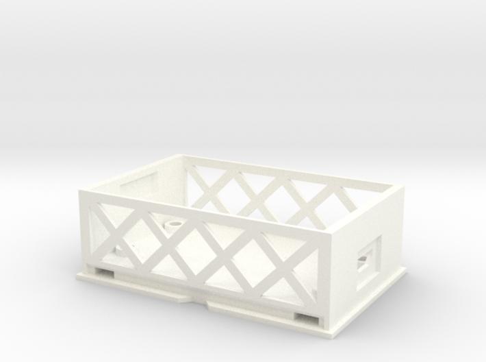 A BIT PUSHY Case Base V1 3d printed