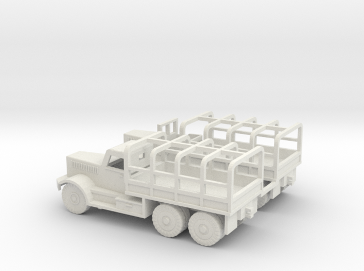 1/144 Diamond T968 truck set of two 3d printed