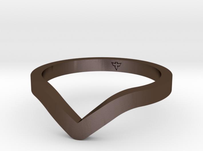 Dip Ring Sizes 6-13 3d printed