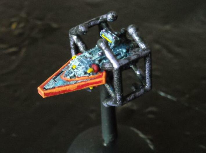 VA107 Tumultuous Sky Electronics Destroyer 3d printed Painted model
