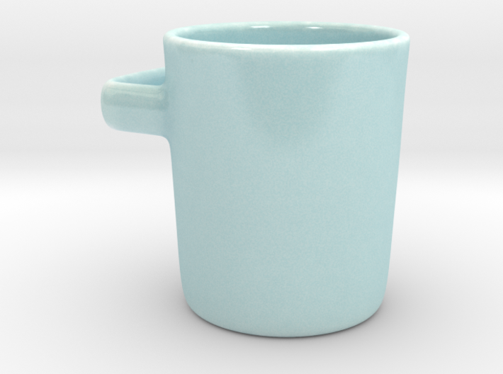 The Uncomfortable Mug 3d printed