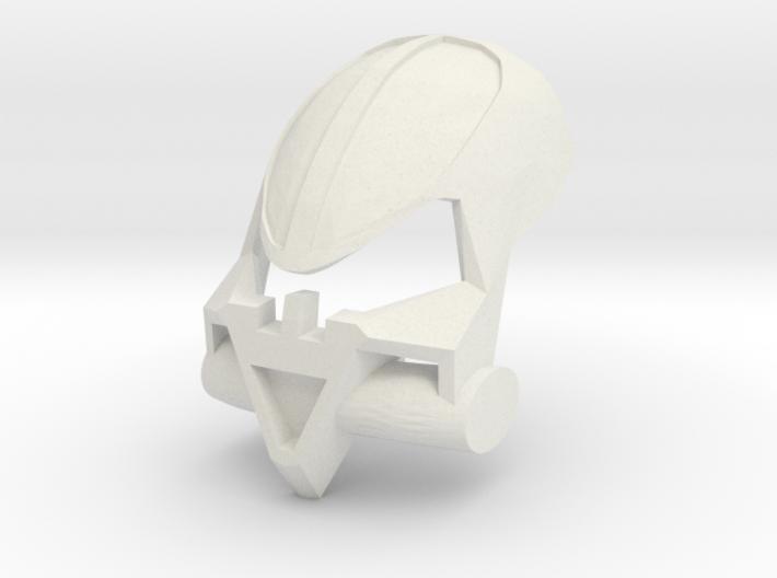 Noble Kanohi Onweku - Mask of Intangibility 3d printed