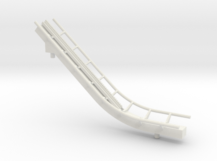 Rail up 1 3d printed