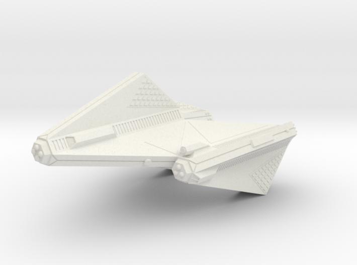 3788 Scale Tholian DPW Dreadnought SRZ 3d printed