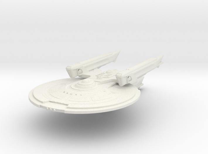 Starlight Class Rebuilt B Destroyer 3d printed