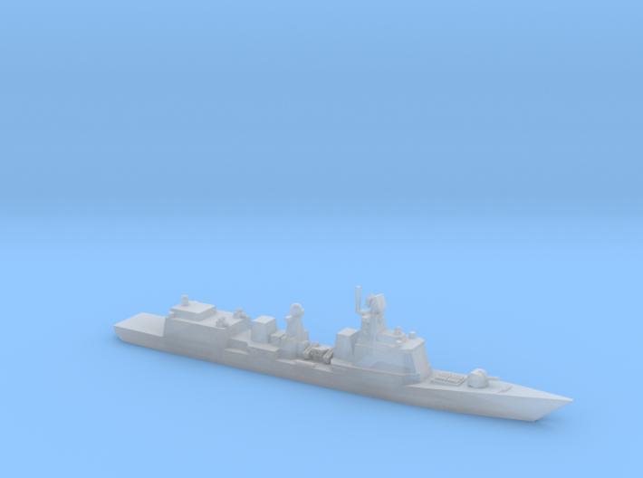 051B Destroyer (2016), 1/1250 3d printed