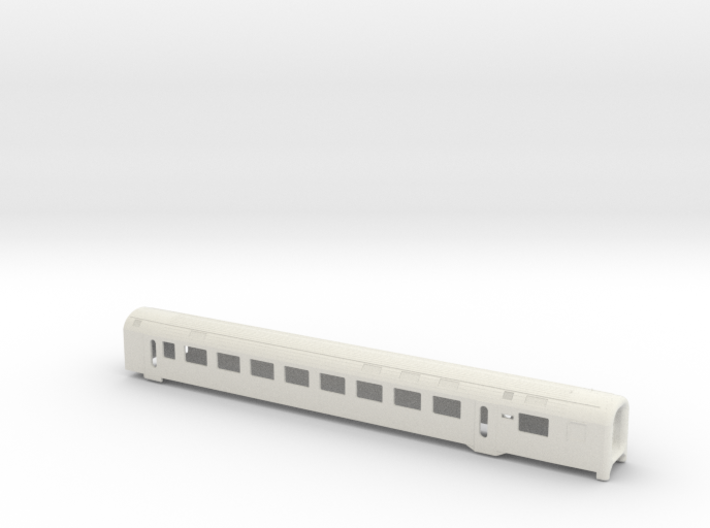 NMBS / SNCB AM 96 Bx 3d printed