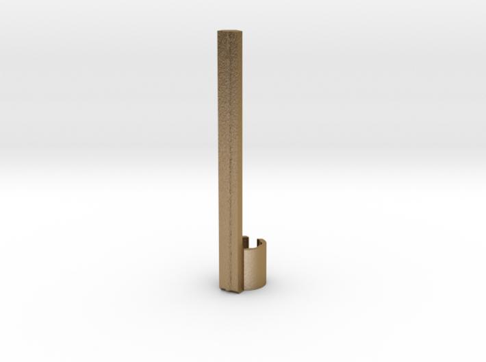 A Metal Apple Pencil Clip [ iPad Pro ] 3d printed