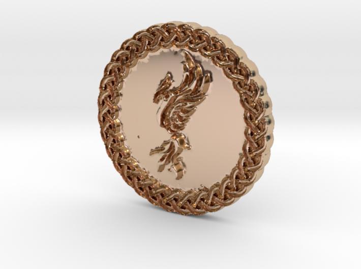 Soturi Sensory Coin 3d printed