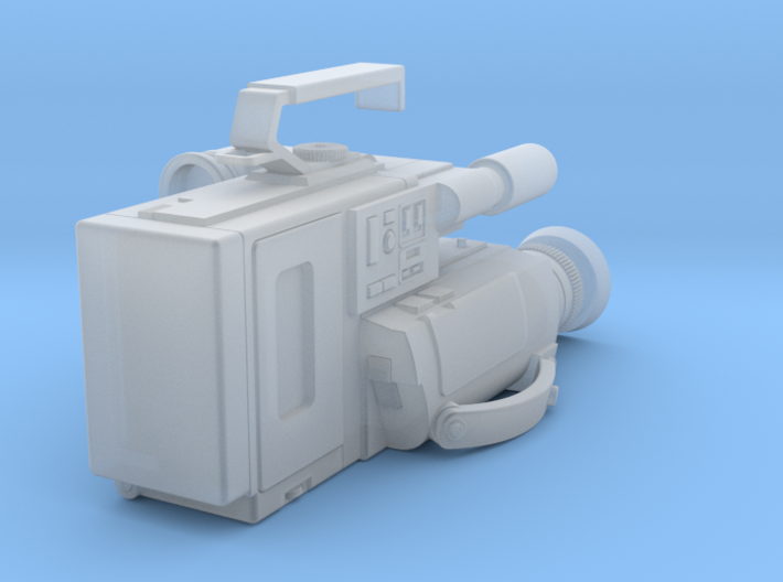 BACK FUTURE 1/6 HOTOYS JVC CAM 3d printed