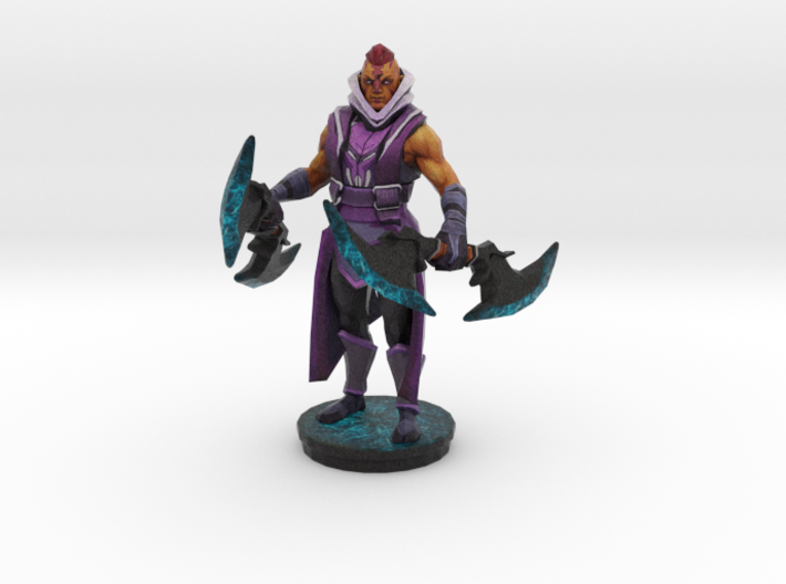 Antimage 3d printed