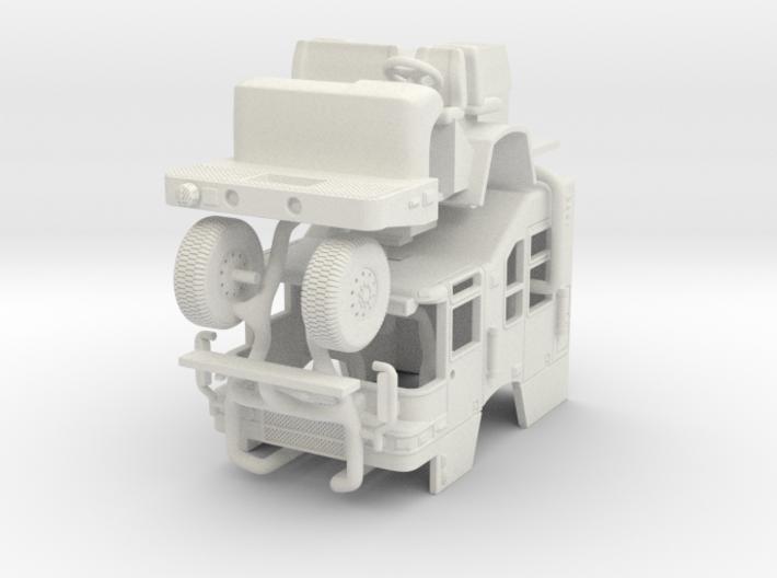 1/64 Pierce Quantum Squad cab 3d printed