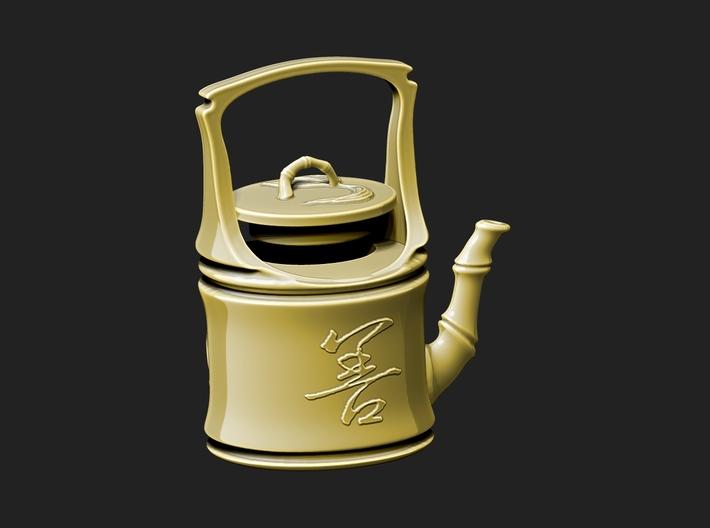 teapot-1 3d printed