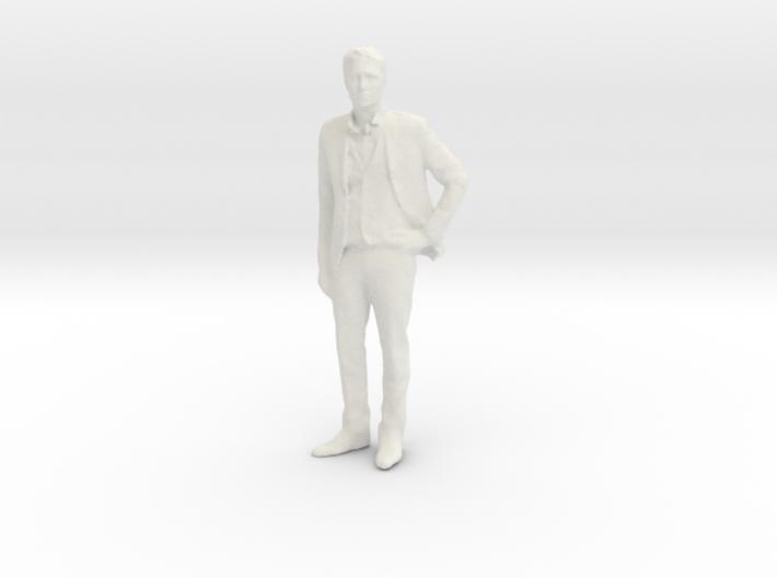 Printle F Homme Daniel Auteuil - 1/18 - wob 3d printed