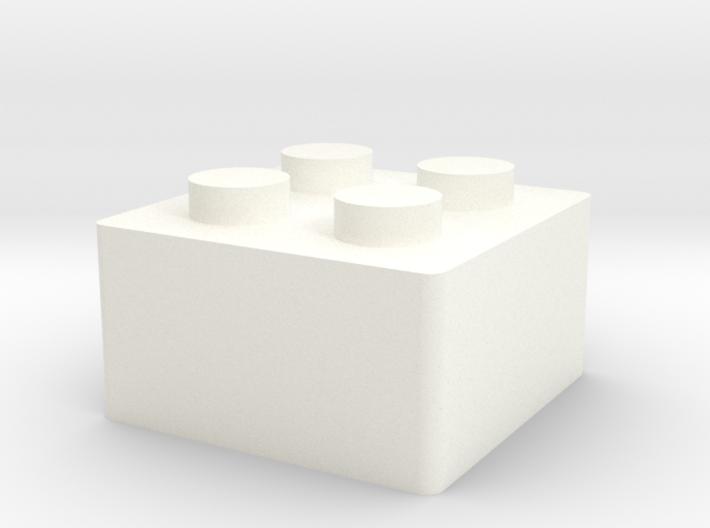 LegoKeycap 3d printed