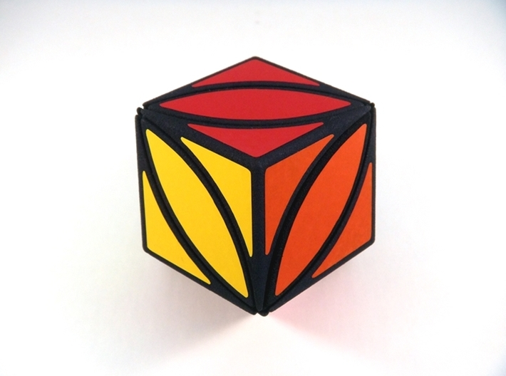 Ivy Dodec Puzzle 3d printed