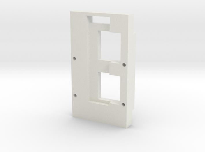 DNA60 Board/Small Screen Cradle 3d printed