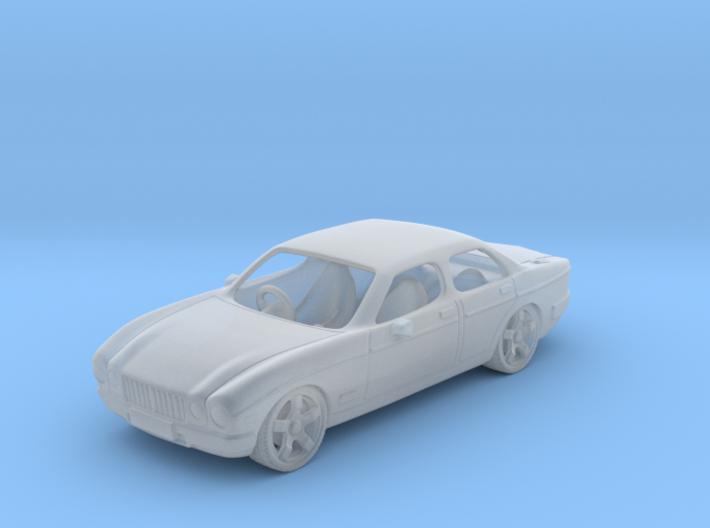JaguarXJ6 1:120 TT 3d printed
