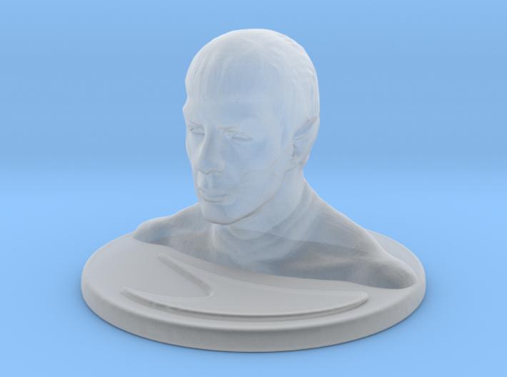 Spock 3d printed
