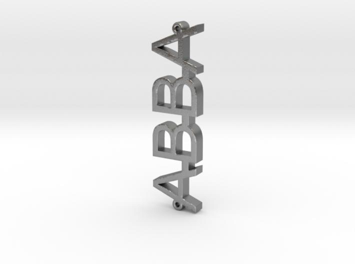 ABBA BIS 3d printed