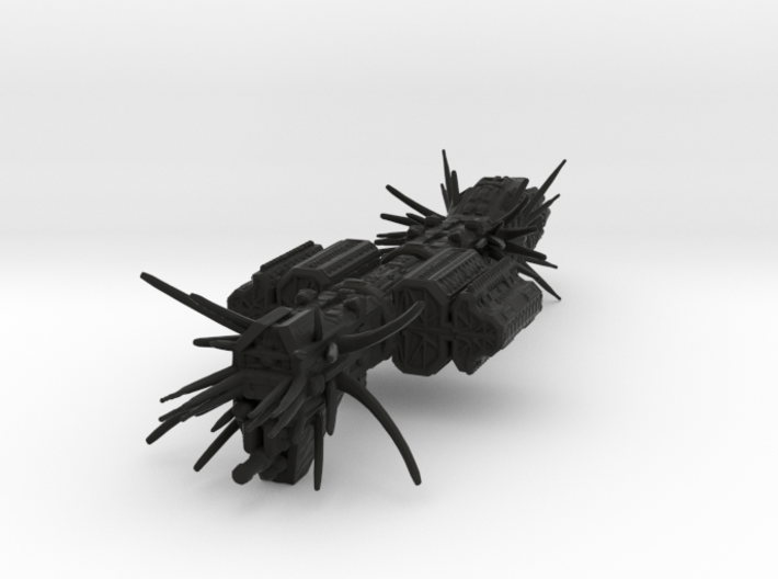 Shadow Omega 5 inch 3d printed