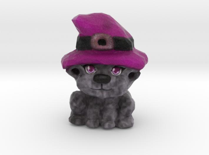 Bridget - the Candlemas Kitty 3d printed