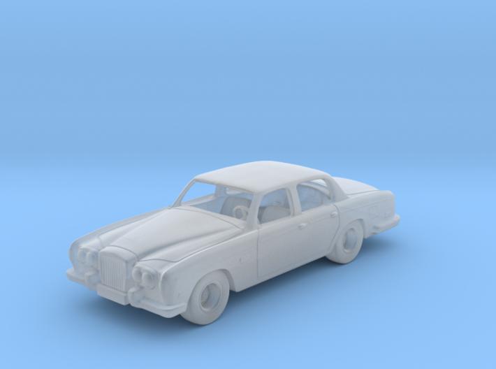Bentley T1 1:120 TT 3d printed