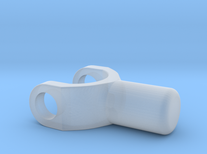 "Slipyoke for Model Behavior 9"" Rear-End 3d printed"