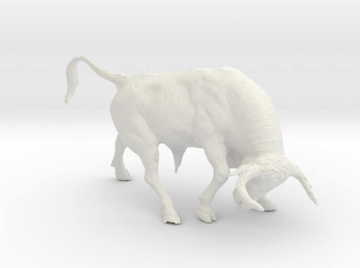 Printle Thing Bull - 1/48 3d printed