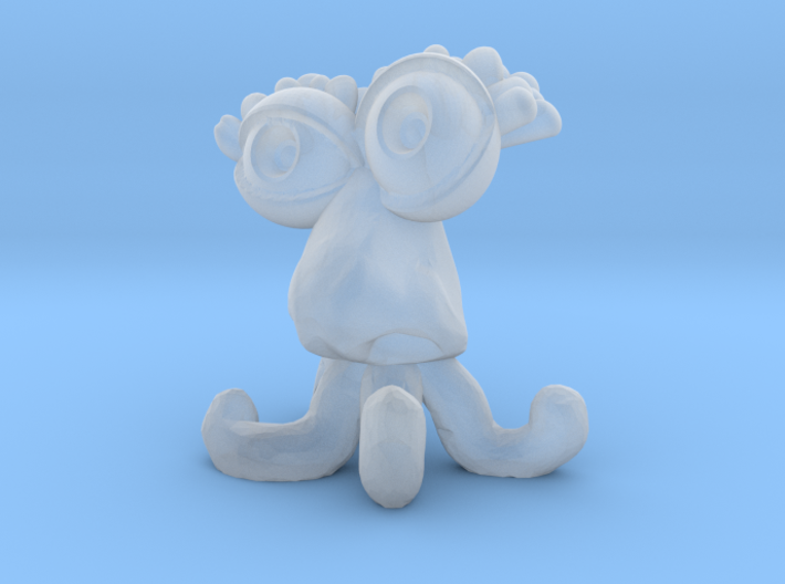 Kid Icarus Specknose (PS008) 3d printed