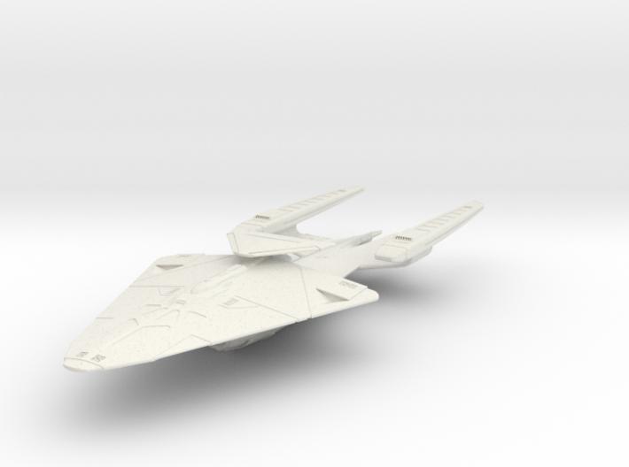 Austin Class BattleCruiser 3d printed
