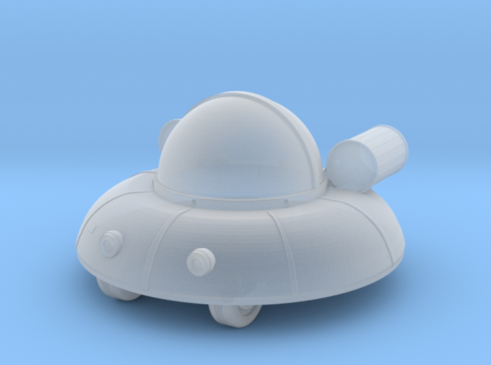 UFO (small version) 3d printed