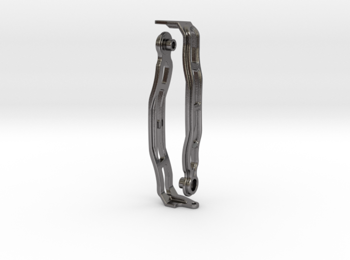 Lenkerbuegel Multistrada - ohne Logo - Stahl 3d printed