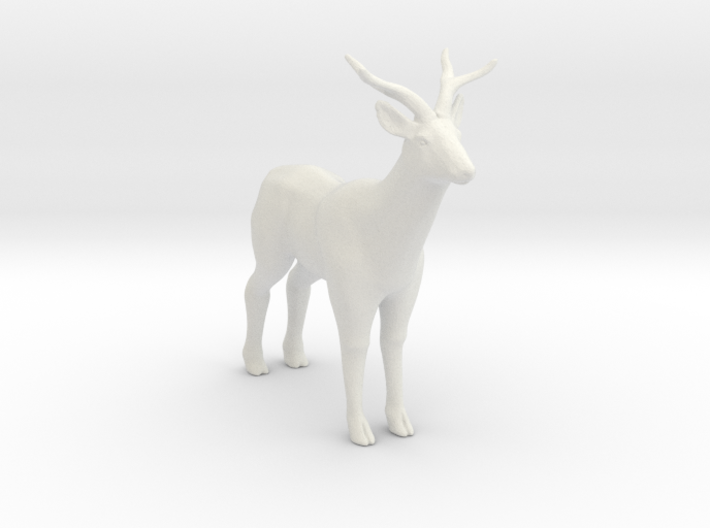 Printle Thing Deer - 1/35 3d printed