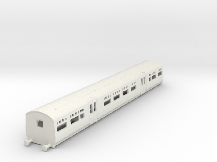 0-148-cl-502-trailer-third-coach-1 3d printed