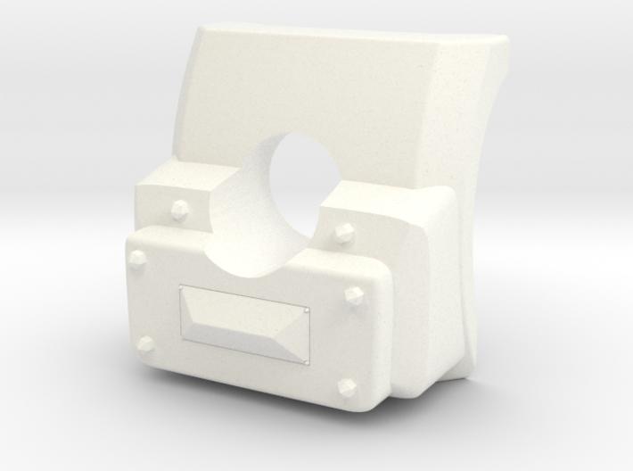 1/16th JSU 152 matlet 3d printed