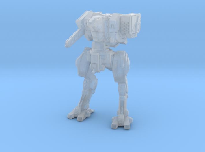Neugen Battle Walker (2 inch version) - Pose 01 3d printed