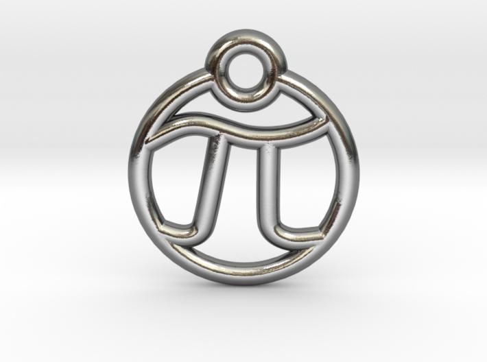 Pi Charm 3d printed
