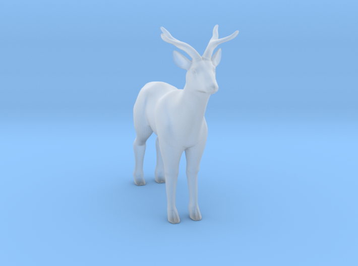 Printle Thing Deer - 1/76 3d printed