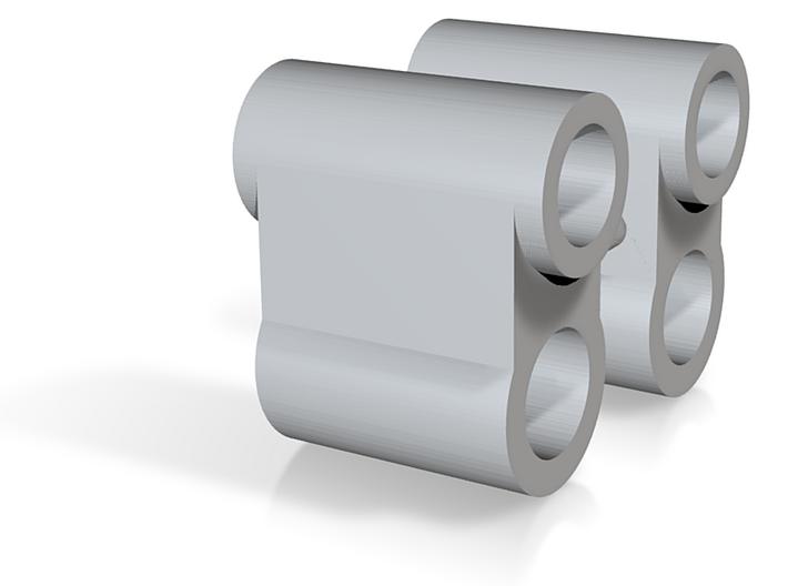 Shoulder Adaptors 3d printed