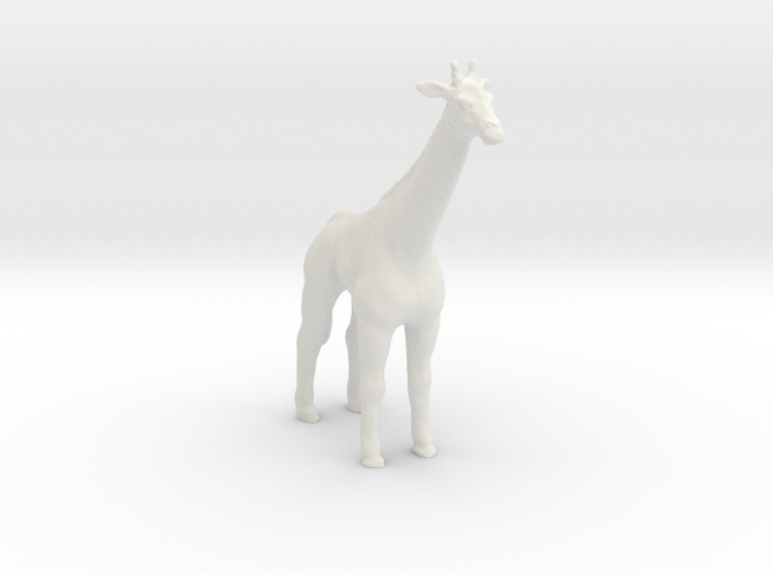 Printle Thing Giraffe - 1/76 3d printed