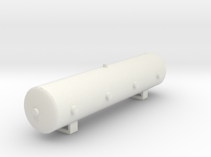 12-Gallon Air Ride Suspension Tank 3d printed